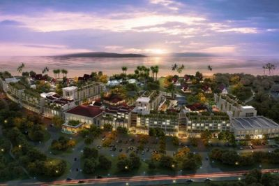 Explore the new 5-star beach resort in Hoi An